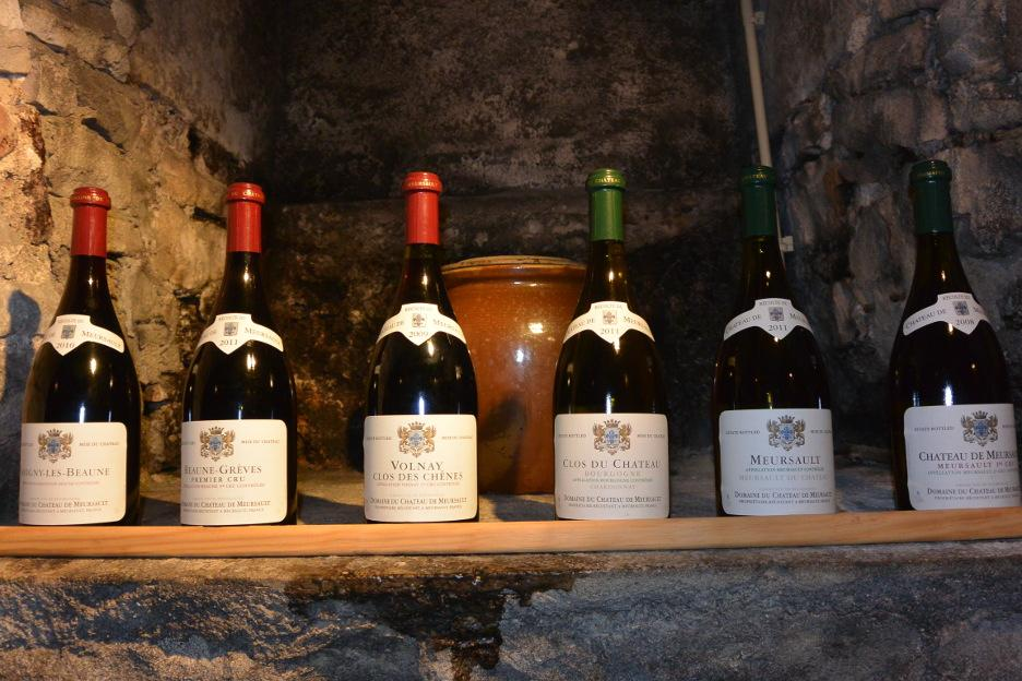 Guided tour and Bourgogne wine tasting - Private Luxury Tour in Burgundy