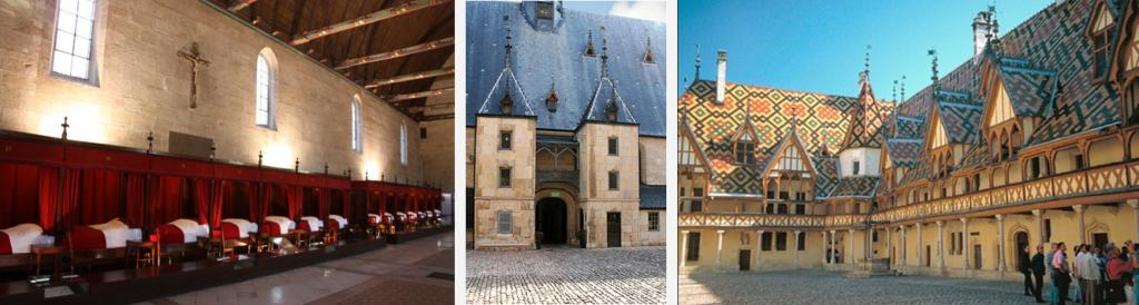 Guided tour of the Hospices of Beaune - Small group day tour in Burgundy