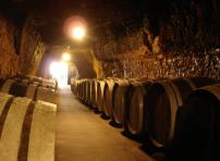 Vouvray cellar cave - Part of Champagne, Burgundy Loire Valley wine tour GW5