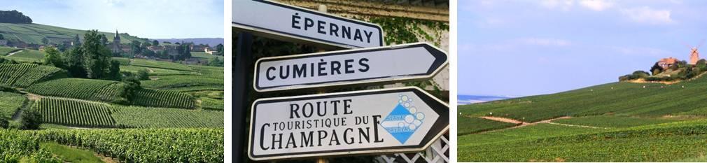 Scenic Route du Champagne - Private luxury Champagne Tour