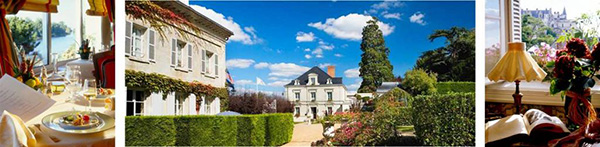 Hotel for France Luxury guided tour, Loire Valley and Normandy HT3