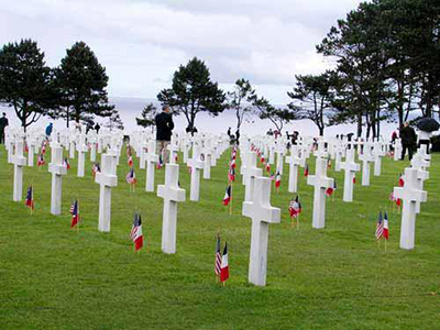 Normandy landing beaches, France luxury guided tour, Loire Valley and Normandy, HT3