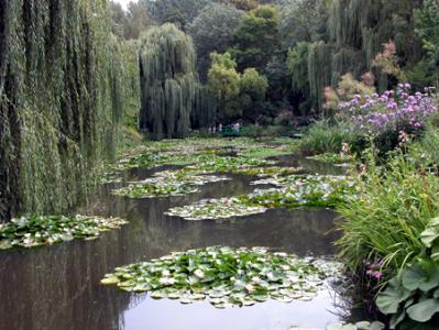 Giverny, Monet gardens, France luxury guided tour, Loire Valley and Normandy, HT3
