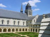 Royal Abbey of Fontevraud