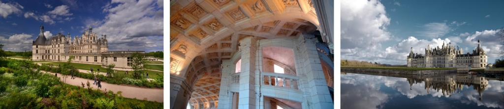 Guided tour of the Chateau of Chambord - Loire Valley Tours