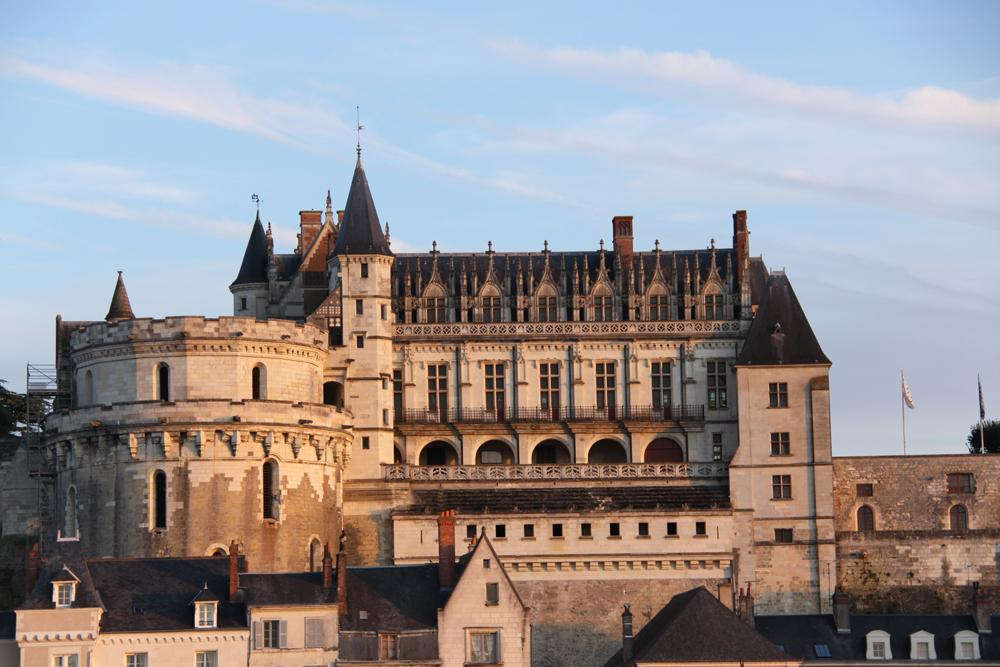 Château Amboise, part of guided Loire Valley Day tour D3