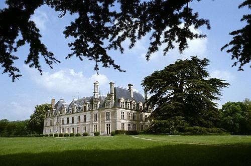 Chateau of Beauregard - Part of Loire Valley cycling tour B3