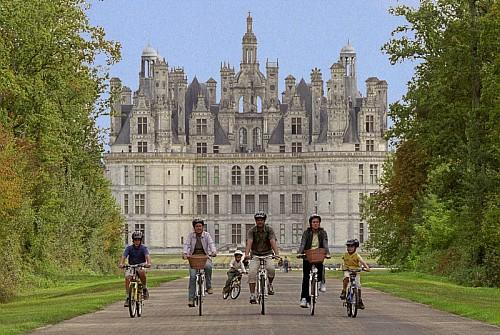 Bike tour in Chambord - Part of Loire Valley cycling tour B3