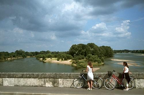 Loire Valley by bike - Part of Loire Valley cycling tour B1