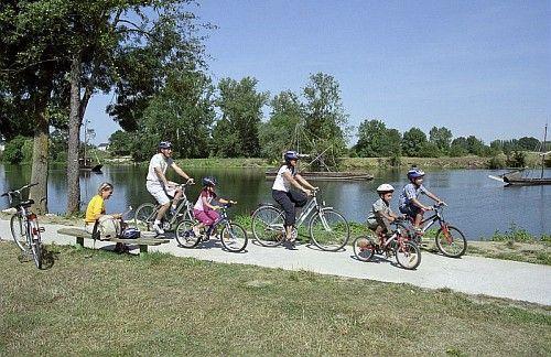 Biking tour - Part of Loire Valley cycling tour B6