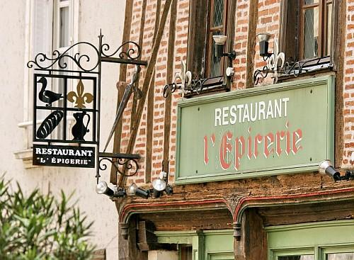 Amboise - Part of Loire Valley cycling tour B7