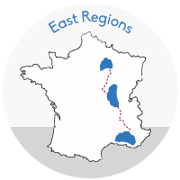 Deep Inside France East Regions
