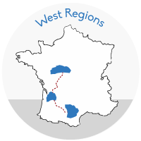 Deep Inside France West Regions