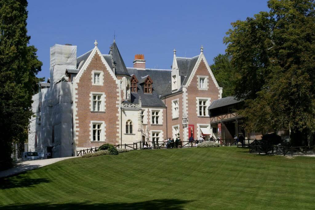 Chateau, chateau, castle, Clos Lucé, Loire Valley