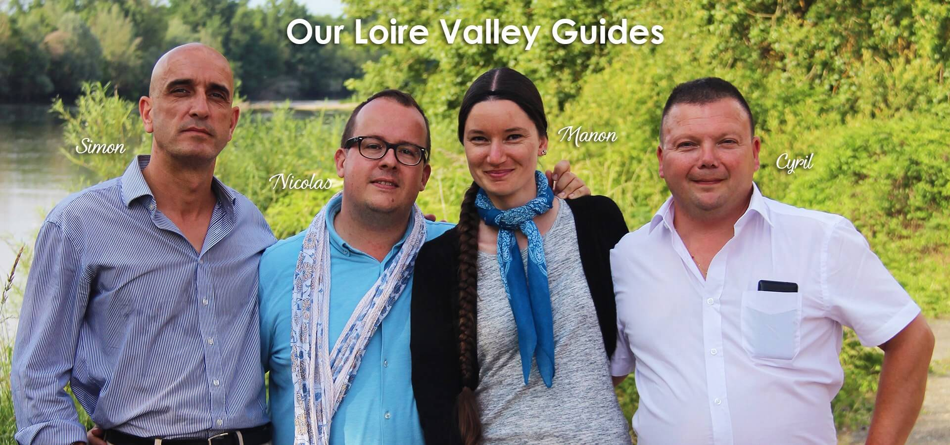 loire valley, guide