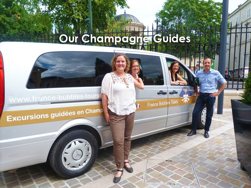 guides, champagne
