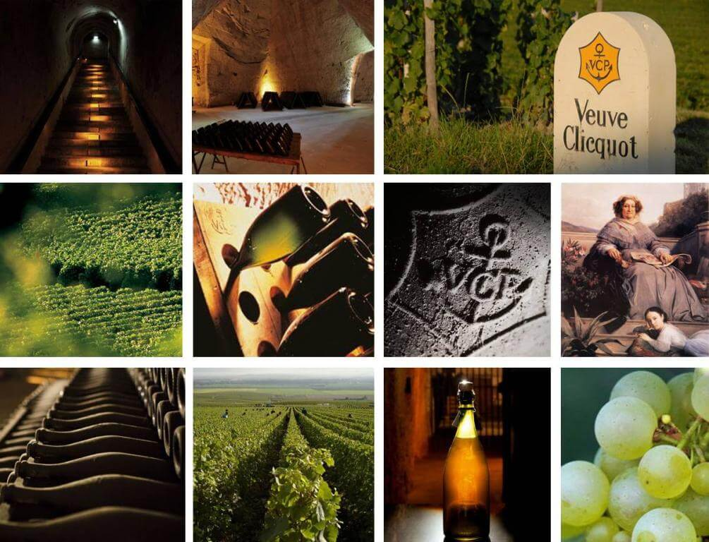 Guided tour and Champagne tasting at Veuve Clicquot - Small group tour in Champagne with France Bubbles Tours