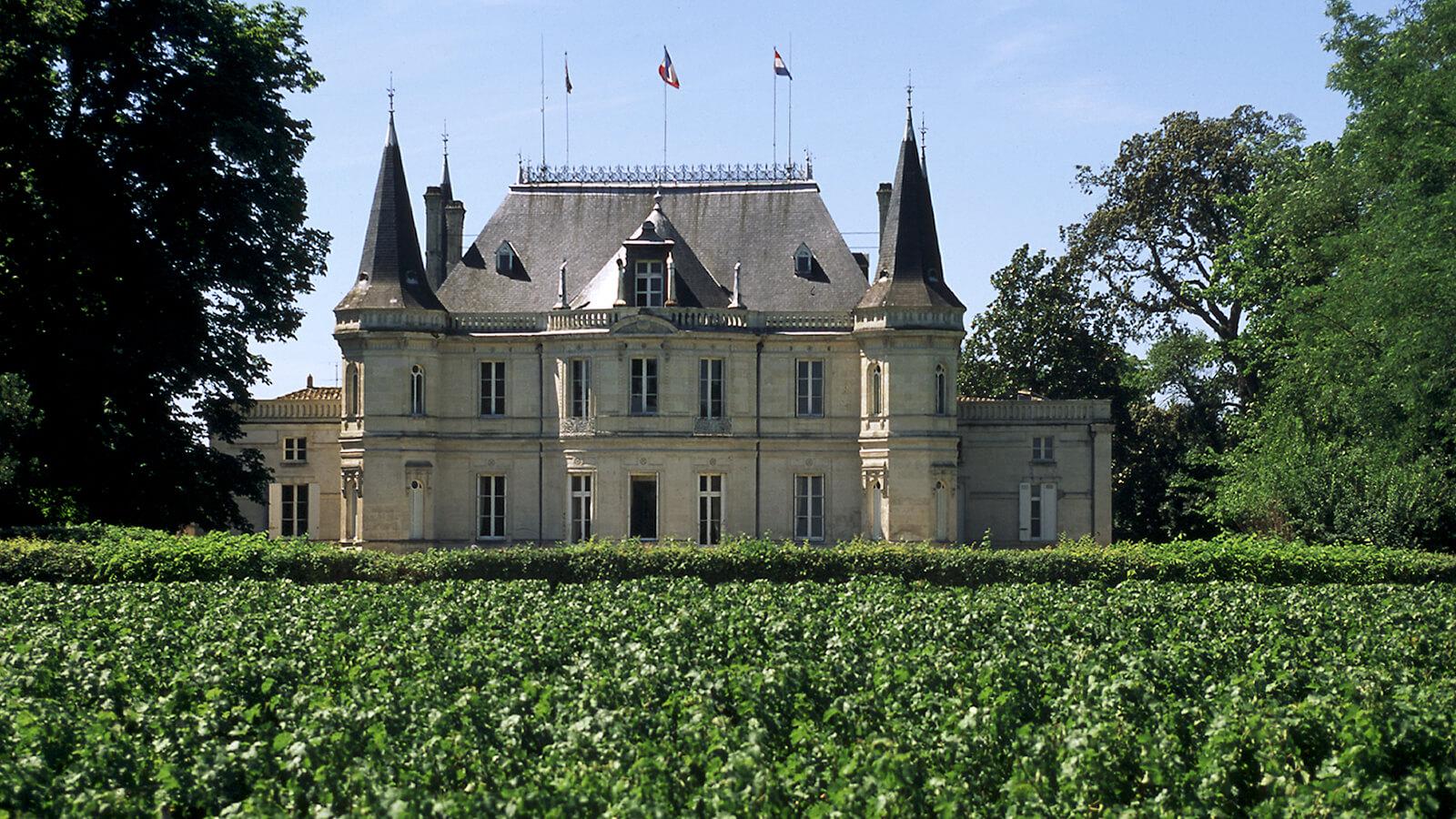 bordeaux, castle, chateau, château