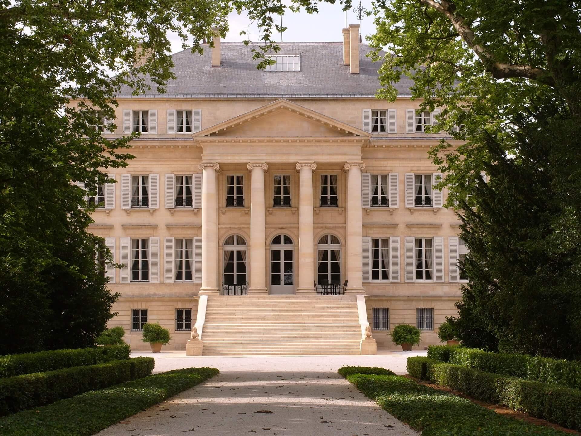 chateau, château, castle, margaux