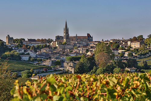bell tower, Saint-Emilion