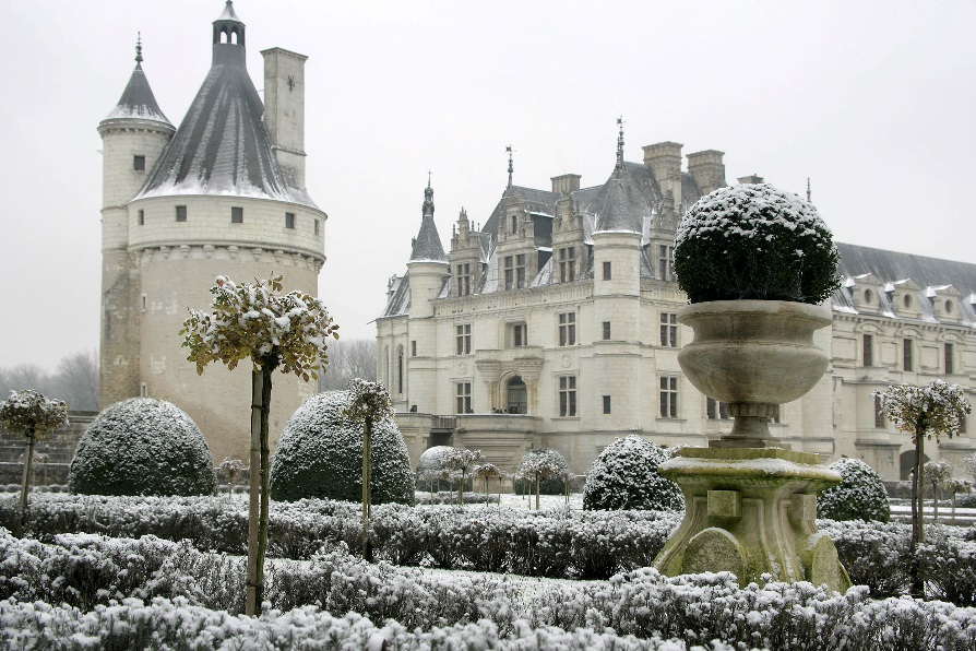 Chateau of Chambord - Loire Valley