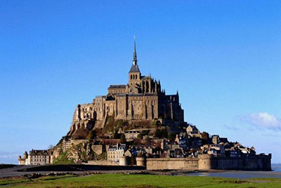 Mont Saint Michel, France luxury guide tour Loir, HT3