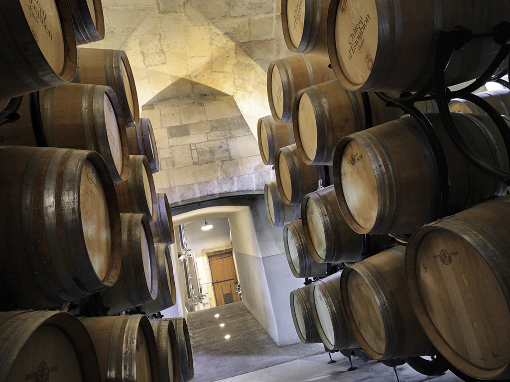 Provence private tour around Alpilles - Wine tasting at Chateau d'Estoublon
