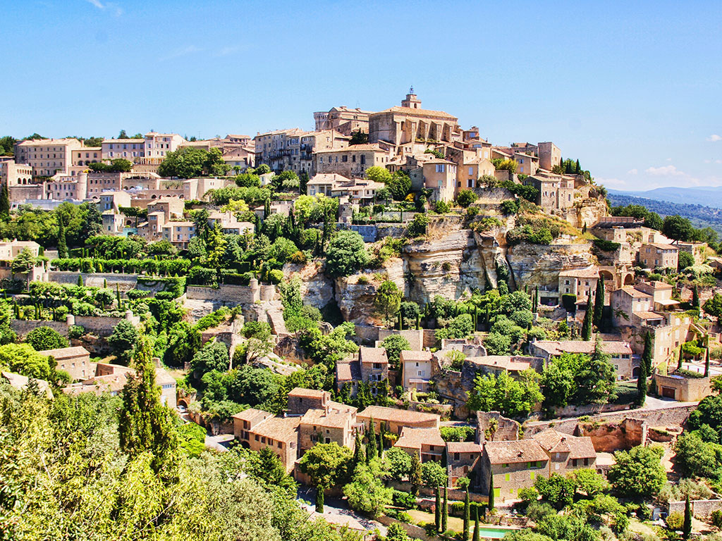 Gordes - Provence Tours in Luberon